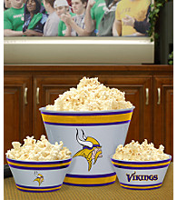 Memory Company Serving Bowl Set - Minnesota Vikings