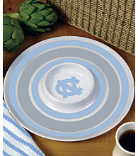 Memory Company Round Chip & Dip Platter - University of North Carolina