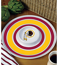 Memory Company Round Chip & Dip Platter - Washington Redskins