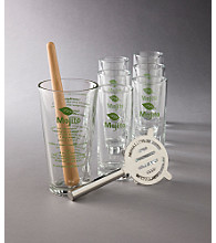 Libbey® Mojito 9-pc. Entertaining Drinkware Set