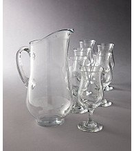 Libbey® Sangria 7-Piece Entertaining Drinkware Set