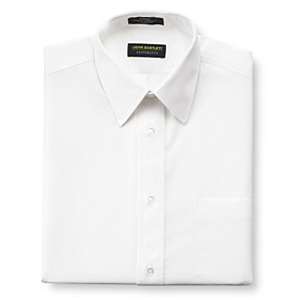 Upc 717095224616 Product Image For John Bartlett Statements Men S Wear Perfect Broadcloth Dress Shirt White