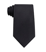 John Bartlett Statements Men's Black Textured Tie