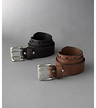 Levi's® Men's Double Prong Buckle Belt