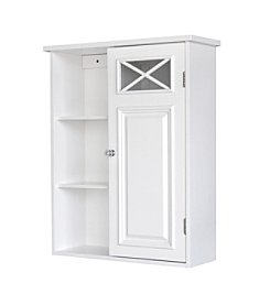 Elegant Home Fashions® Dawson Wall Cabinet with Cubbies