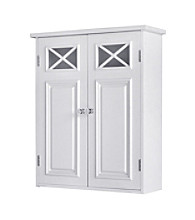 Elegant Home Fashions® Dawson 2-Door Wall Cabinet