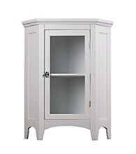 Elegant Home Fashions® Madison Avenue Corner Floor Cabinet - White