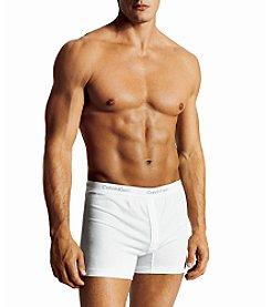 Calvin Klein Men's Slim Knit Boxer