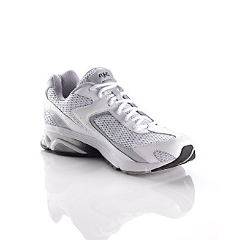 "Rykä® ""Radiant"" Sneaker - White/Grey"