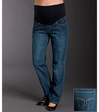 Three Seasons Maternity™ Bootcut Jeans - Dark Wash