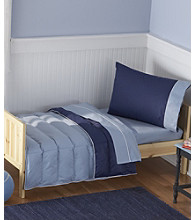 Crispy Blue Toddler 4-pc. Bedding Set by Pem-America, Inc.®
