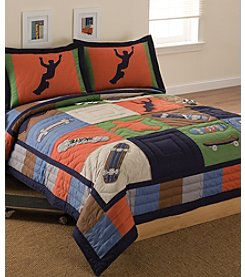 Cool Skate Bedding Collection by Pem-America, Inc.®