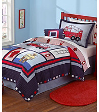Fireman Bedding Collection by Pem-America, Inc.®