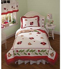 Ladybug Yard Bedding Collection by Pem-America, Inc.®