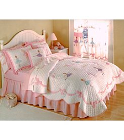 Ballet Lesson Bedding Collection by Pem-America, Inc.®