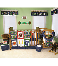 Football Baby Bedding Collections by Trend Lab