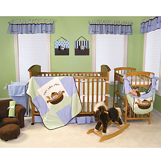 Noah's Ark Baby Bedding Collection by Trend Lab
