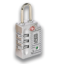 Lewis N. Clark® Travel Sentry® Indicator™ Lock