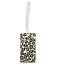 Lewis N. Clark® Belle Hop™ Fashion Luggage Tag - Leopard