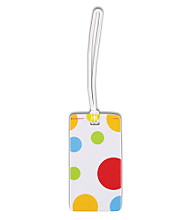 Lewis N. Clark® Belle Hop™ Fashion Luggage Tag - Polka Dot