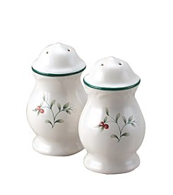 Pfaltzgraff® Winterberry Salt and Pepper Set