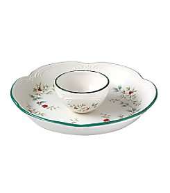 Pfaltzgraff® Winterberry Chip & Dip Set