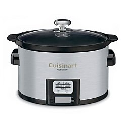 Cuisinart® 3.5-qt. Programmable Slow Cooker