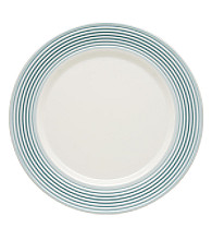 Lenox® Tin Can Alley Seven Degree Blue Dinner Plate
