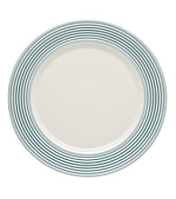 Lenox® Tin Can Alley Seven Degree Blue Accent Plate