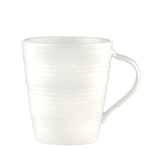 Lenox® Tin Can Alley Four Degree White Mug