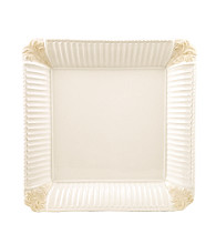 Lenox® Butler's Pantry Buffet Collection Square White Accent Plate
