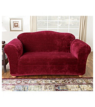 Sure Fit® Stretch Royal Diamond 1-pc. Sofa & Loveseat Slipcovers