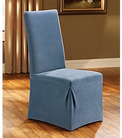 Sure Fit® Stretch Pique Dining Room Chair Slipcover - Long