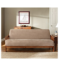 Sure Fit® Soft Suede Futon Mattress Slipcover