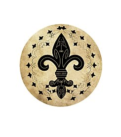 Thirstystone® Set of Four Fleur-de-Lis Coasters