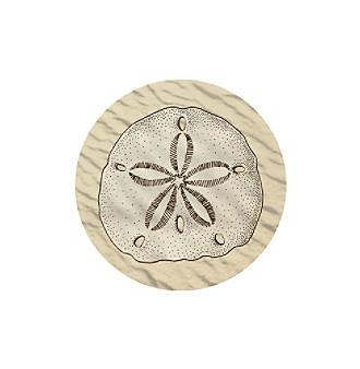 Thirstystone® Set of Four Sand Dollar Coasters