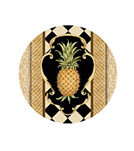 Thirstystone® Pineapple Scroll 4-Pack Coasters