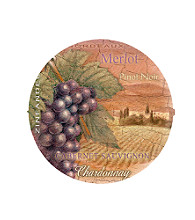Thirstystone® Wine Country 4-Pack Coasters