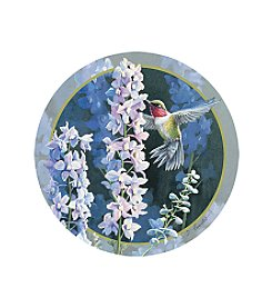 Thirstystone® Set of Four Hummer in Delphiniums Coasters