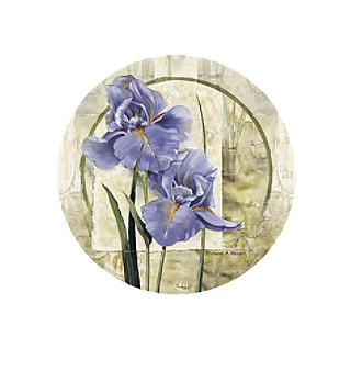Thirstystone® Set of Four Iris in Bloom Coasters