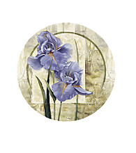 Thirstystone® Iris in Bloom 4-Pack Coasters