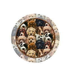 Thirstystone® Set of Four Puppies Coasters