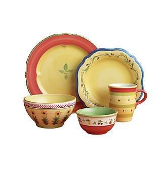 Pfaltzgraff® Pistoulet 20-pc. Dinnerware Set