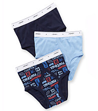 Jockey® Boys' Blue 3-pk. Underwear