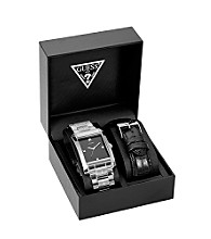 Guess Men's Dress Watch Set