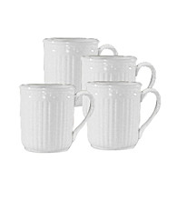 Mikasa® Italian Countryside Set of 4 Mugs
