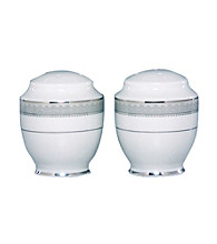 Mikasa® Platinum Crown Salt & Pepper Set