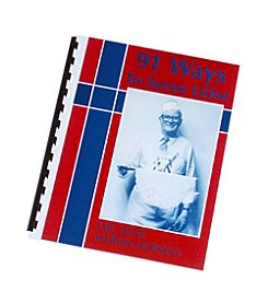 Bethany Housewares Recipe Book - 91 Ways to Serve Lefse