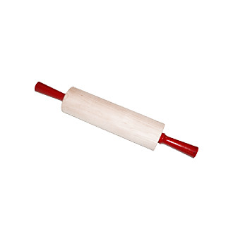 Bethany Housewares Smooth Hard Maple Rolling Pin