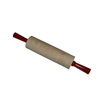 Bethany Housewares Corrugated Hard Maple Rolling Pin